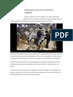 Indice PMI manufactura zona euro muestra recuperación irregular