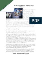 Aplicaciones de La Inteligencia Artificial en La Medicina (1)