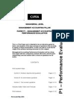 P1 Pilot Paper