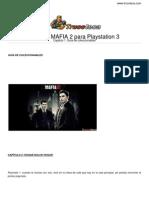 Guia Trucoteca Mafia 2 Playstation 3