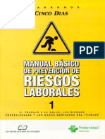 Manual Básico Prevención de Riesgos Laborales