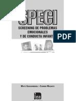 Manual Speci