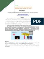 Nanoantenna directivity and enhancement