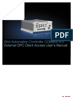 COM600 4.0 External OPC Client Access Usg 755564 ENh