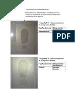 Clasificación de huellas Dactilares