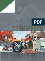 Catálogo Scooter Center de Lambretta 2007