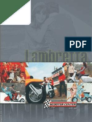 SX LAMBRETTA 12V ELECTRONIC IGNITION KIT LI TV K2 STATOR SIL FREE LOOM COVER