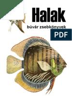 Búvár Zsebkönyvek - Halak