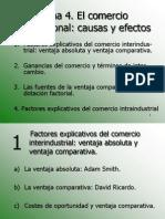068  EL COMERCIO INTERNACIONAL  CAUSAS Y EFECTOS      55 V.ppt