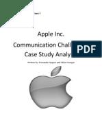 final apple draft