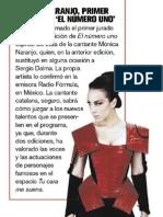 Mónica Naranjo - TV Mania- 04.05.13