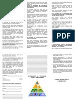 Folder- Abaixo Da Altura
