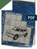 Kia Sportage 1994