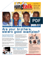 Young Talk, August 2006