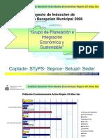 Análisis Sectorial Actividades Económicas Región_03 Altos Sur