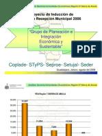 Análisis Sectorial Actividades Económicas Región_07 Sierra Amula