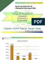 Análisis Sectorial Actividades Económicas Región_08 Costa Sur