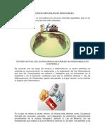 Uso de Recursos Naturales No Renovables en Guatemala