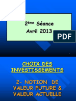 02 Seance 2_ChoixInvest 2013_ACTUAL