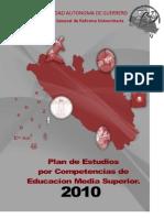 Plan 2010 Por Competencias