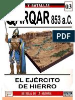 Batalla de Qarqar