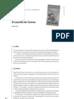 El lazarillo de Tormes (guía de lectura)