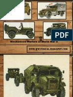 Mechanised Warfare of World War II
