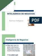 Conceptos Inteligencia de Negocios