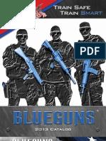 Blueguns Catalog Web