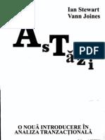 Ian Stewart - Vann Joines - Analiza Tranzactionala Astazi