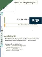 Aula 07 - Funções e Procedimentos