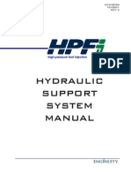 HPFi Hydraulic Support System 0700