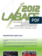 Lab Ace 2012 Sponsorship Opportunities