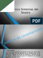 Cinco Sistemas Del Taladro