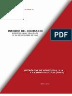 PDVSA 2012 INFORME DEL COMISARIO A CUENTAS  ANUALES.pdf