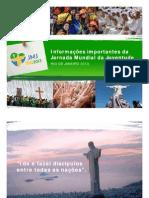 Informações Gerais JMJ Rio2013