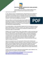 ENSAYO SOBRE IDEAS POLÍTICAS Y SOCIALES DE