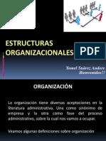 Unidad 1y 2 Organizaciones y Teoria de Sistemas, Dimensiones Estructurales (1)