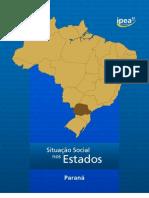 IPEA Situação social no Paraná