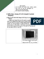 Giao tiep LCD dung 8051