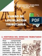 (2) Historia Derecho Tributario