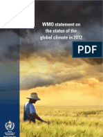 WMO Annual Report