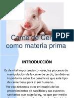 Carne de Cerdo, como materia prima rolando yama.pptx