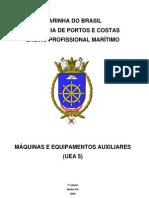 Máquinas e Equipamentos Auxiliares UEA-5