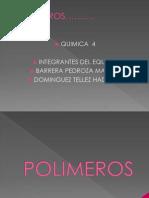 Polimeros de Quimica