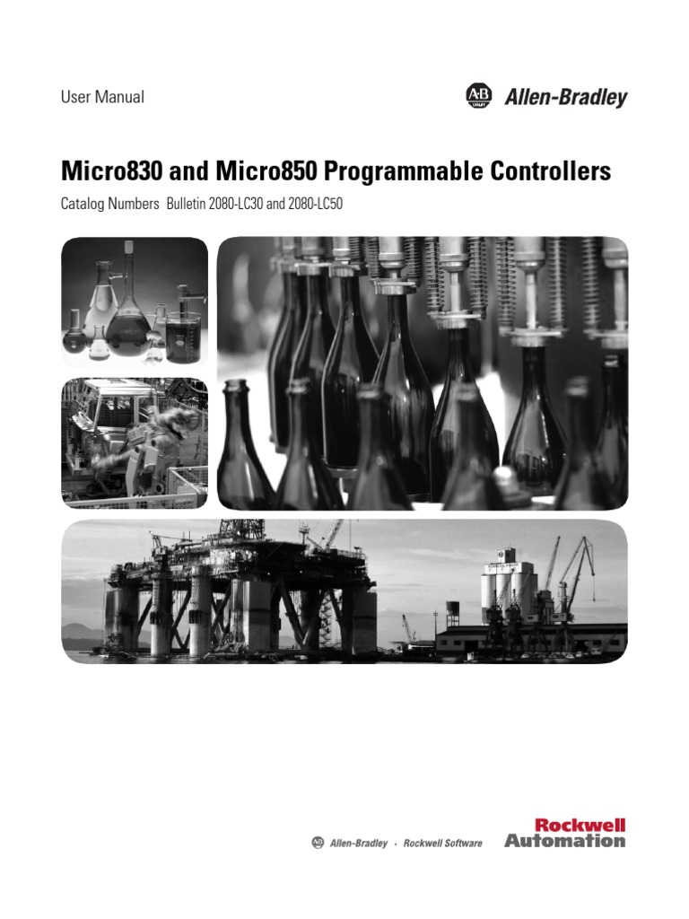 1509850158 micro 830 & 850 user manual programmable logic controller If4 Molecular Shape at creativeand.co