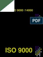 Presentacion ISO 9000-14000