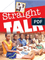 Straight Talk Foundation Annual Report, 2007