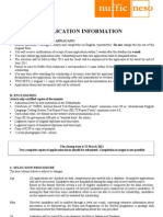 StuNed Form (Master Prog - Deadline 31 Mar 11)(2)