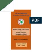 Plastic Surgery Training in Saudi